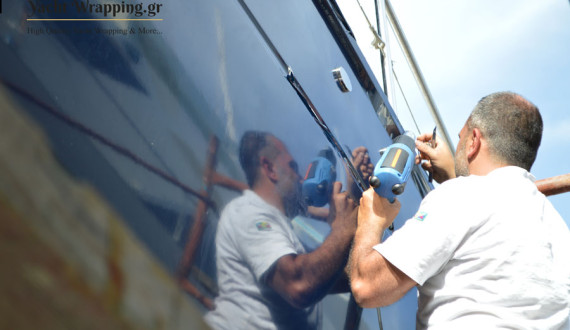 yachtwrapping